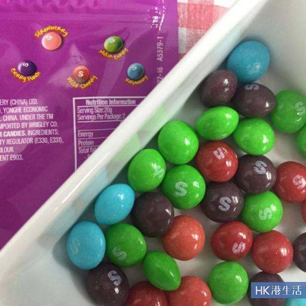 便利店新上架!野莓彩虹糖