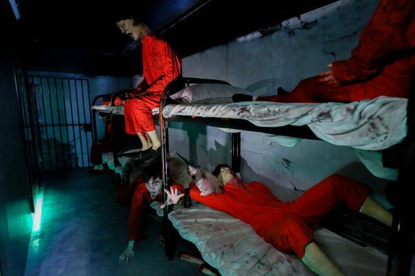 樂富「屍囚之路」喪屍監獄免費任玩