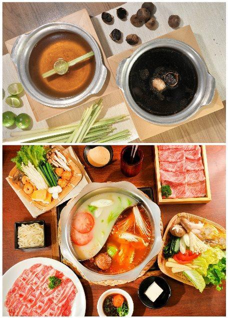 凡惠顧牛涮鍋(moko店)午市放題可享買一送一優惠 (原價:$68)(圖:fb@MOKOHONGKONG)