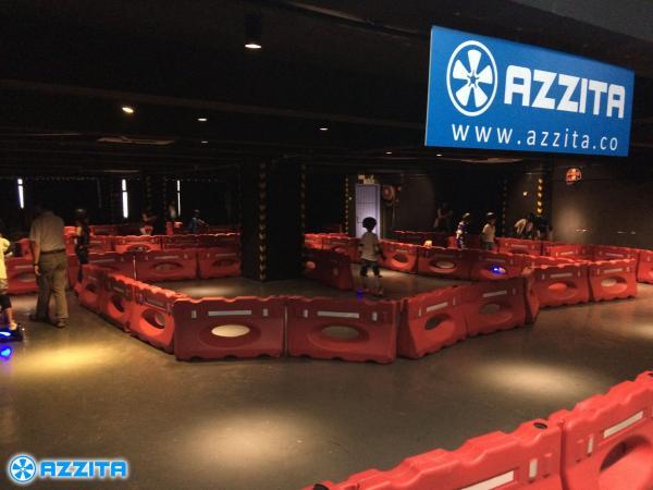 圖片來源:FB@Azzita 電動平衡車體驗 - 維修中心 - Hoverboard Hong Kong