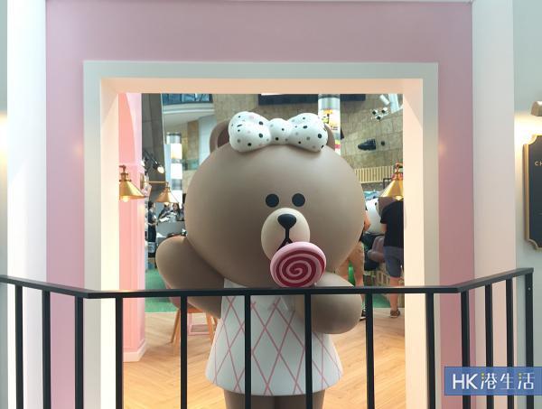 熊大妹妹CHOCO首訪港 限定店5大必買產品
