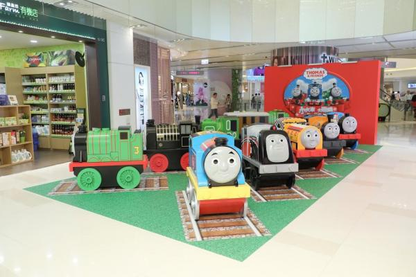 香港史上最大型Thomas&Friends展 逾70輛小火車登場