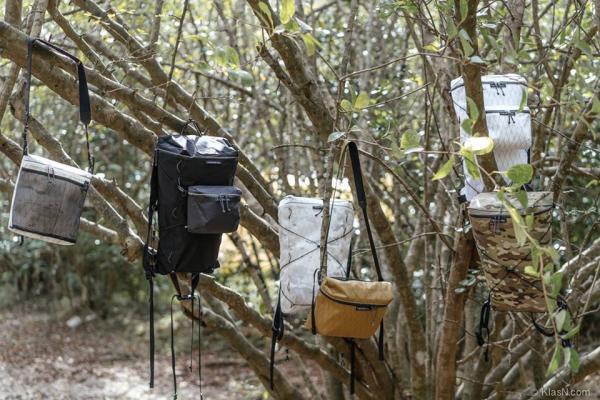 Tara Poky Works的行山背包。(圖: fb@Camperism)