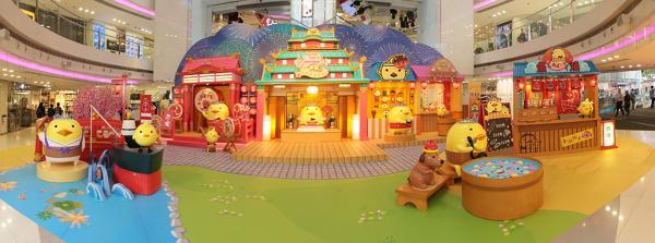 雞!全部都係雞!皇室堡 x IMABARI BARYSAN 和風新春慶典