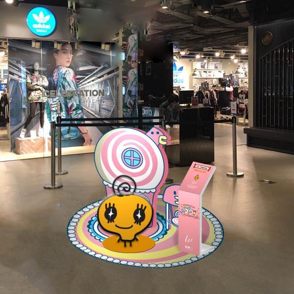 Tamagotchi20周年慶典!首個海外期間限定店