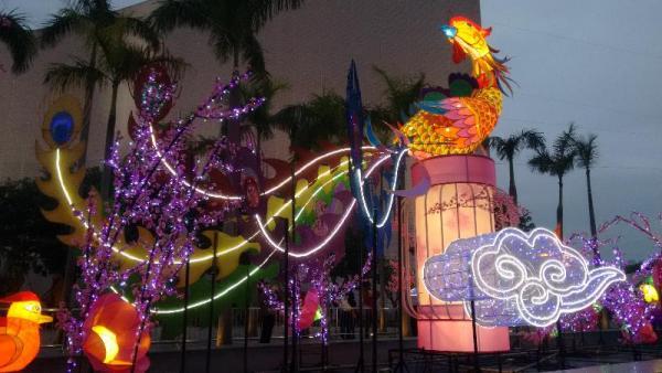 費用全免!康文署轄下3個公園舉行元宵綵燈會