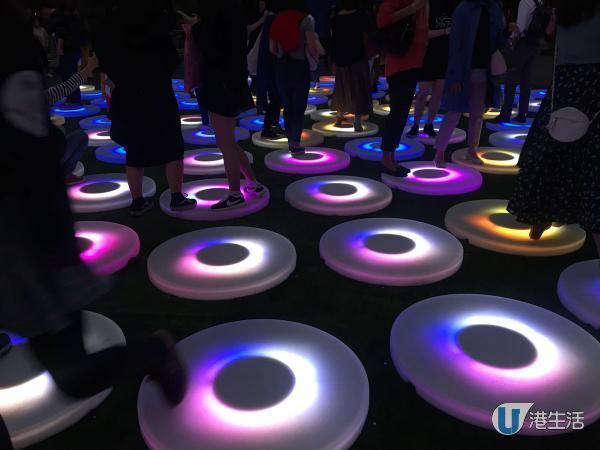 燈光互動裝置SUPER POOL 4個地方有得玩