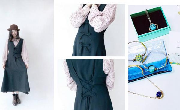 集服飾、手作於一身!D2 Place週末衣櫥