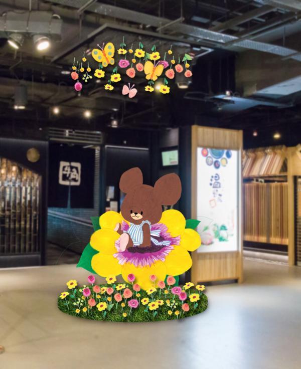 尖沙咀the bears' school生日派對 首展絕版Jackie公仔