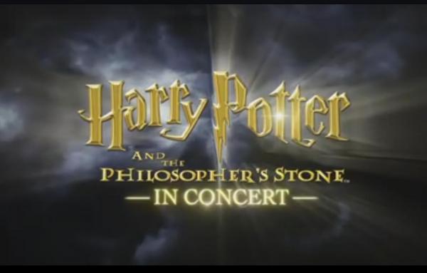 《哈利波特-神秘的魔法石》電影音樂會