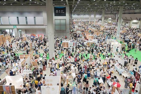 圖為HandMade In Japan Fes 相片,只供參考(圖:IG@handmadeinjapanfes)