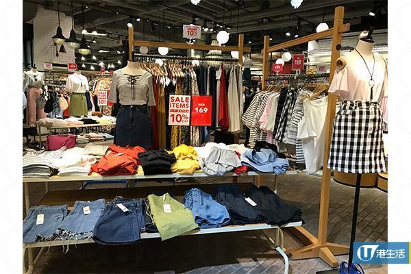 Collect Point全場減價 最平$169一件衫
