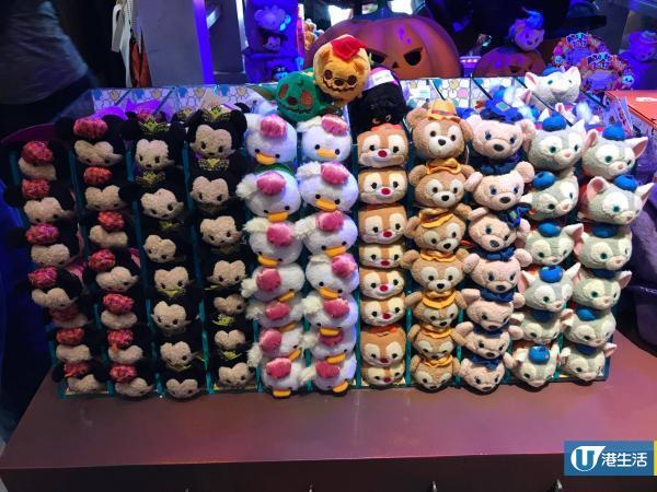 迪士尼萬聖節限定9大精品 雙面小熊維尼Tsum Tsum一反變鬼樣