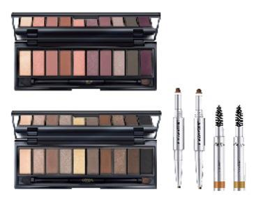 L'Oréal Paris 10色裸系眼影盒-粉嫩玫瑰色/自然大地色+三合一塑眉造型師 101/201 (每款任選一件,顏色隨機發售) $100 (限量100套) 尚品 加拿大花旗參片 (小) $100/6兩 (限量20份)