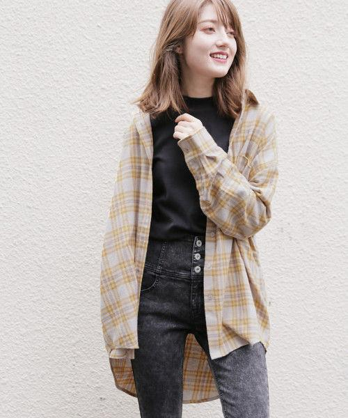 Collect Point Heather 女裝格仔襯衫 $169 (限量30件)