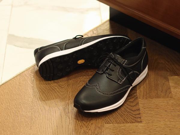 HOAX RAD by RAUDi Wingtip Sneakers w Vibram Sole $1499