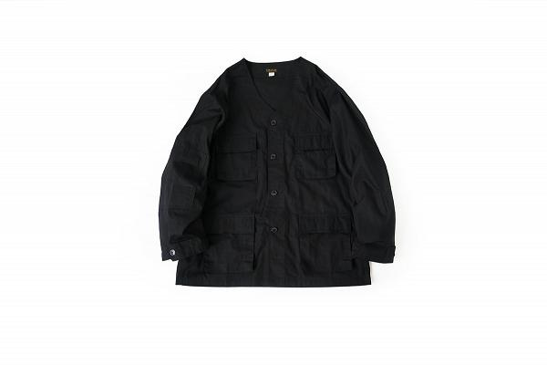WORKWARE vietnam jacket mod BLACK