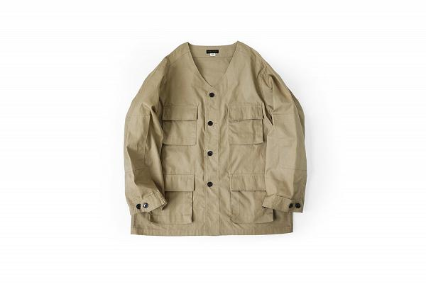 WORKWARE vietnam jacket mod  Khaki
