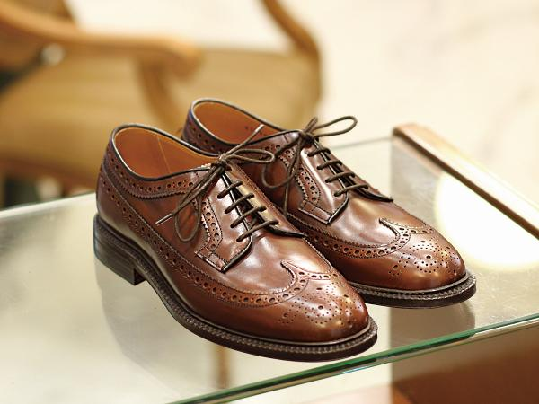 HOAX_Berwick 1707 Longwing Blucher  Handmade in Spain $2299