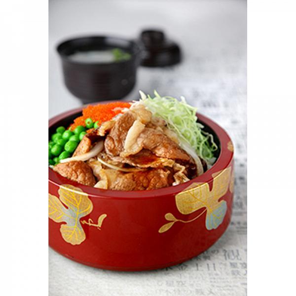 日式燒汁牛肉飯 2份 二人同行價︰HK$ 62