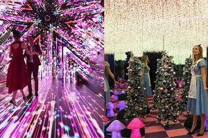 全港10大聖誕燈飾+浪漫影相位推介︱國際燈光藝術展中環登場