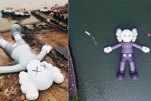 37米巨型KAWS藝術裝置將登陸維港︱紅磡影相掃街半日周圍遊路線