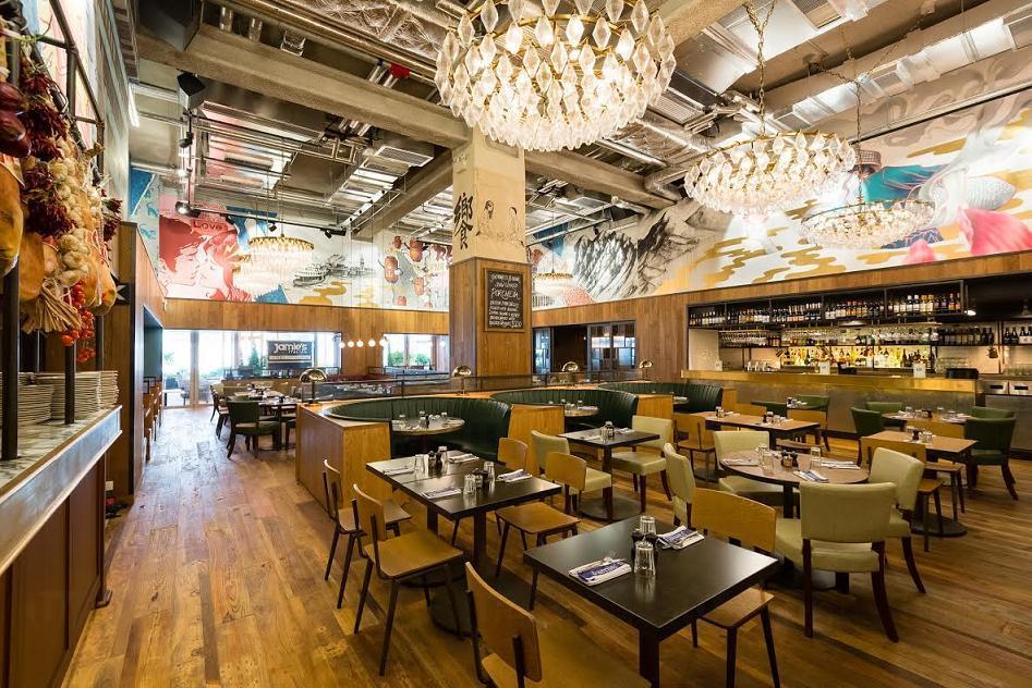 Harbour Bar Restaurant Dublin