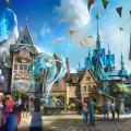 迪士尼《魔雪奇緣》主題園區