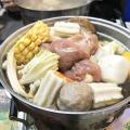 吉野家新出重量級相撲鍋 一鍋食齊芝士丸+肥牛+蟹棒