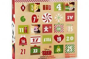 全25隻率先揭曉!TSUM TSUM聖誕倒數月曆