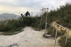【行山路線】青山發射站 583米上的健身房