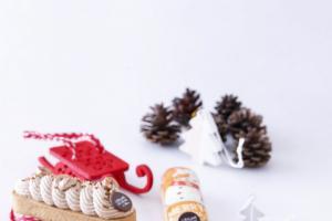 L'Éclair de Genie聖誕系列!新出焦糖果仁泡芙