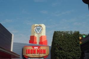 鐵甲奇俠飛行之旅 香港迪士尼首個Marvel主題設施