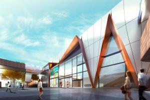 新城市廣場戲院大樓 最快明年投入服務