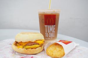 期間限定!麥當勞新出英式Muffin系列早餐