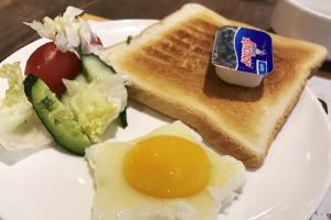 $35任飲任食!太古平價自助早餐DIY星星煎蛋