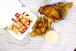 先蒸後炸大雞脾 4款長沙灣街坊最愛小食精選