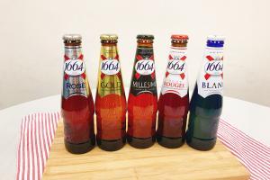 啤一啤!1664推出3大新口味啤酒