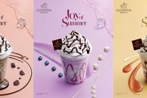 唔駛去日本都買到 GODIVA推全新兩款夏季雪糕