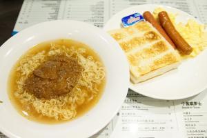 文華冰廳重現旺角!熱賣沙茶牛米+碟頭飯