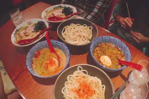 教你食沾麵秘技 灣仔傳統沖繩沾麵店