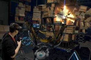 $25玩超過300款遊戲!觀塘新開VR派對空間