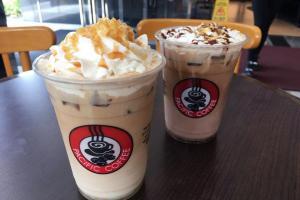 全新期間限定飲品!Pacific Coffee25週年爆谷系列登場