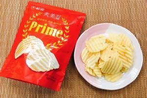 韓國黑松露薯片 厚切超濃松露香