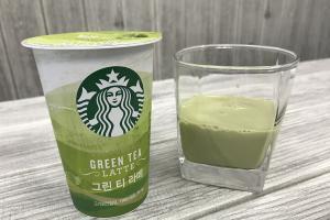 韓國直送Starbucks鮮奶抹茶 便利店新上架
