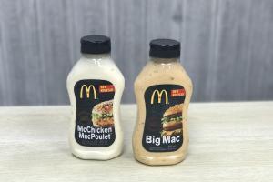 麥當勞人氣樽裝巨無霸醬 香港都買到