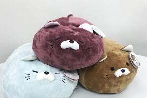 香港都有得買!日本GORONEKO SUMMIT得意動物造型攬枕