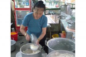 建興阿婆豆腐花