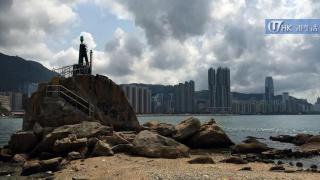 鯉魚門石灘