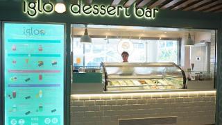Igloo Dessert Bar